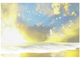 僕らの上には 空がある【A3サイズ】の画像