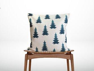 森のクッション Fir trees ヒノキの香りの画像