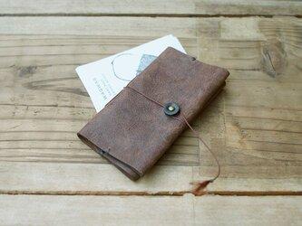カードケース OIL GOAT(オイル山羊革)の画像