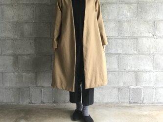 Coat(裏地付き)の画像