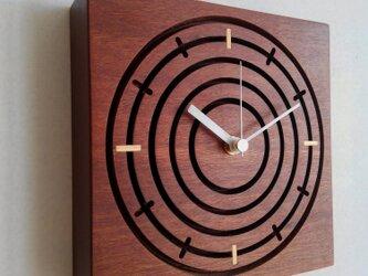 壁掛け時計①の画像