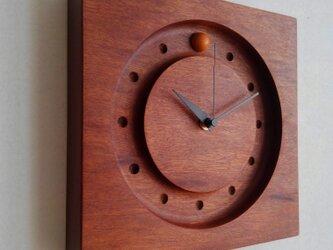 くっしー様ご注文品 掛け時計の画像