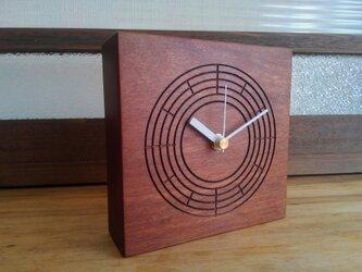 置き時計①の画像