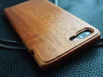 【受注生産】実績と安心サポート iPhone 7/8 Plus専用木製ケースの画像