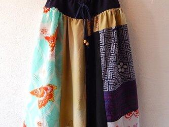KIMONOスカート バタフライの画像