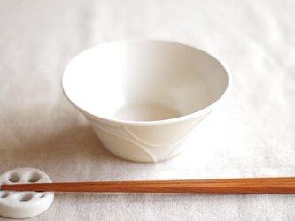 お鍋の取り皿 半円の画像