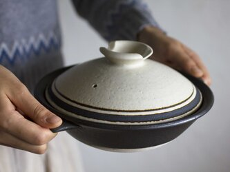 土鍋 circleの画像