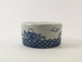灰皿 -富士山と松原-の画像
