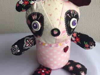 あやかりパンダ(パティー人形82号)の画像