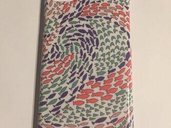 K様ご注文分iPhone7ケース艶めき加工の画像