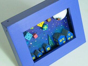 painted driftwood & pebble art プレゼントが街に降ってきた!の画像