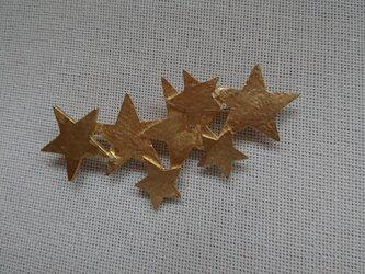 星ブローチの画像