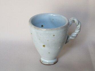 一寸小振りの上品なカップの画像