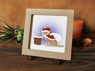 猫 猫たちのクリスマス ★茶トラちゃん編★の画像