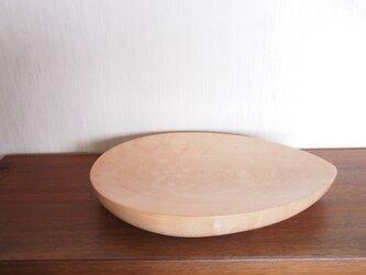 木皿(水滴)特大の画像