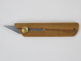 クラフトナイフS ハンドルの画像