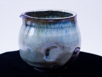 碧灰窯変 名物・冷酒器 A冷-02I特の画像