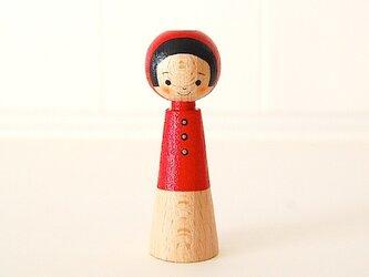 [conocokeshi]指人形・hand puppet[25]赤ずきんの画像
