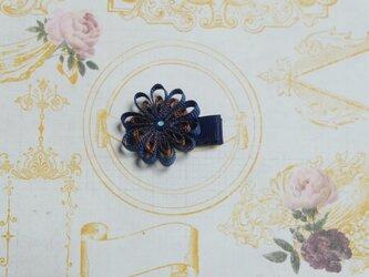 saltamスアロ付お花クリップSの画像
