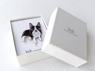 犬くん ボストンテリア(ボックス入)の画像