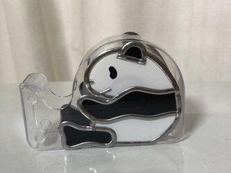 ミニテープカッター(パンダ)の画像
