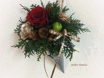クリスマスの贈り物♡プリザーブドフラワー☆の画像