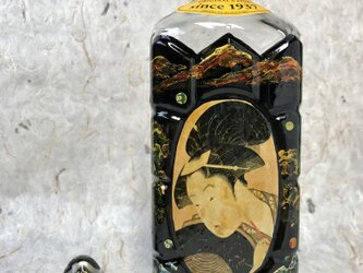 ✨くるみ工房✨漆コーティング 加工ビンの画像