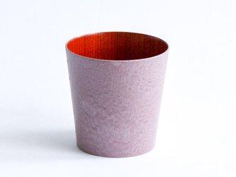 うつろいカップ シルキーピンク Mの画像
