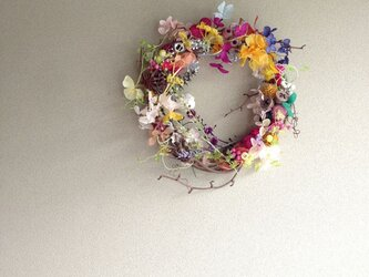 wreath-colorful6の画像