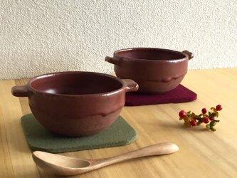 グラタン皿【オーブン/直火対応】の画像