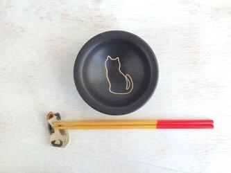 リム豆鉢(クロ)の画像