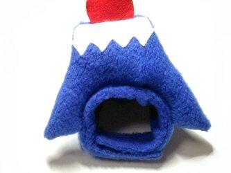 富士山のかぶりもの(帽子)【S/M/L】の画像