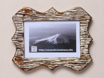 ポストカードフレーム(陶製)の画像