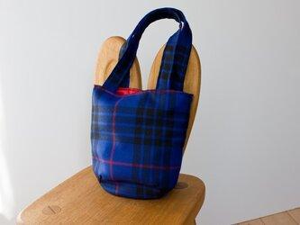 タータンチェックのお散歩バッグ【Morgan】その2の画像
