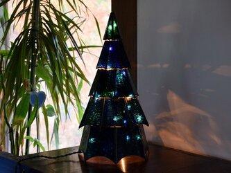 ランプ~クリスマスツリーGreen~の画像