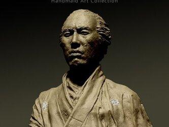 坂本龍馬像(胸像)の画像