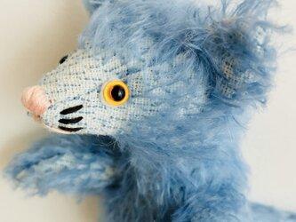 シャトン・ラムネ 子猫のぬいぐるみ ギフト クリスマス X'mas プレゼントの画像