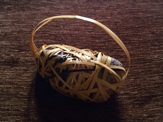 ペーパーウェイト stone basket【2】の画像