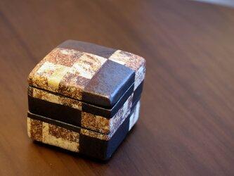 黒釉姫重箱の画像