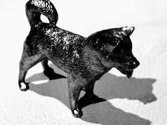 2018年は戌年「錫の犬」の画像