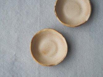 粉福(こふく)豆小皿-丸-の画像