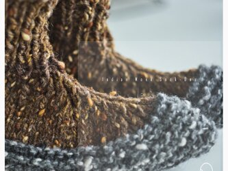 American Indian Monk Sock-Ons by Qの画像