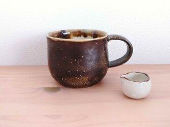 マットなカップ①(うずらピッチャー付き)の画像