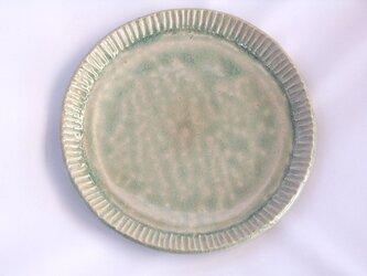 ぎざぎざふちの皿 NO.3の画像
