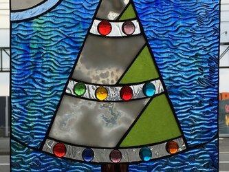 ナゲットかわいいクリスマスツリーの画像