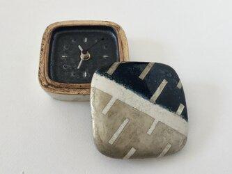 置き時計「時間をしまって」bの画像