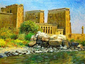 イシス神殿の画像