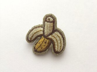 バナナ - ブローチの画像