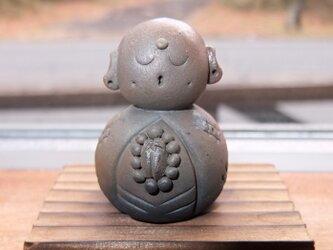 ●陶器『ペーパーウェイト地蔵』の画像