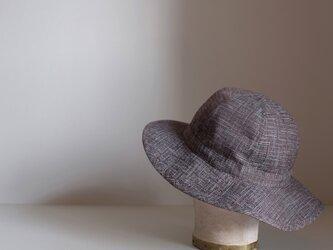 ◆ sale ◆  ウールシルクの帽子の画像